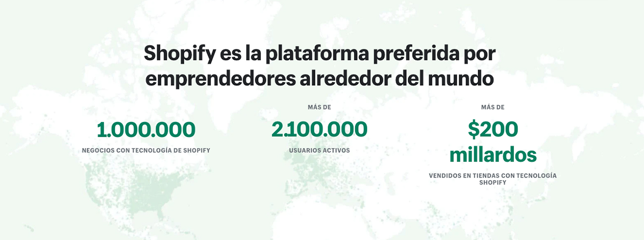 Datos de usuarios Shopify